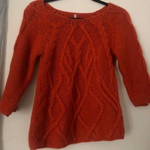 Benetton 100% cashmere sweater sz S